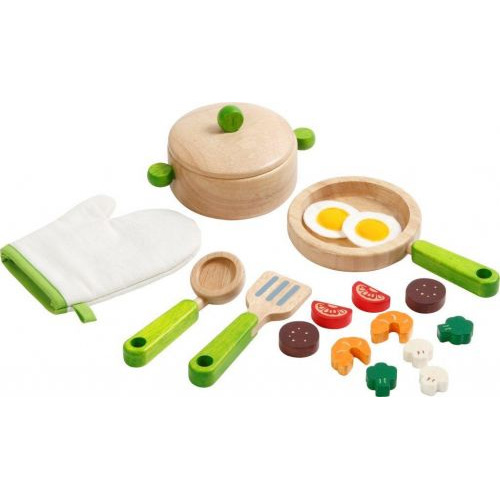 Voila Kitchenware Play Set