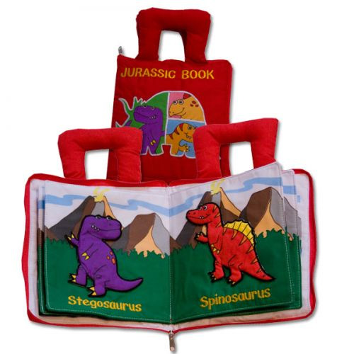 My Jurassic Play Book