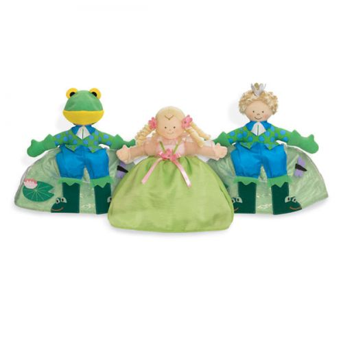 Angelic Princess, Prince / Green Frog