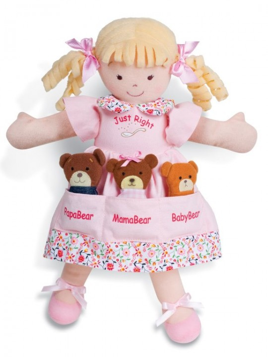 Goldilocks Dolly Pockets