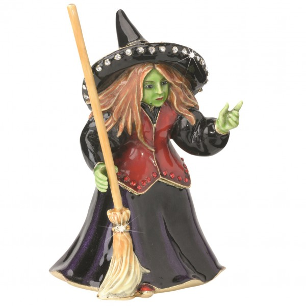 Wizard of Oz- Wicked Witch Trinket Box