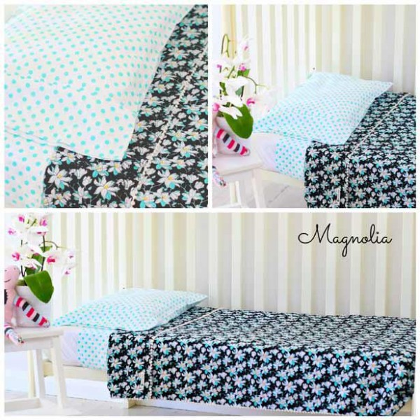 Magnolia sheet set