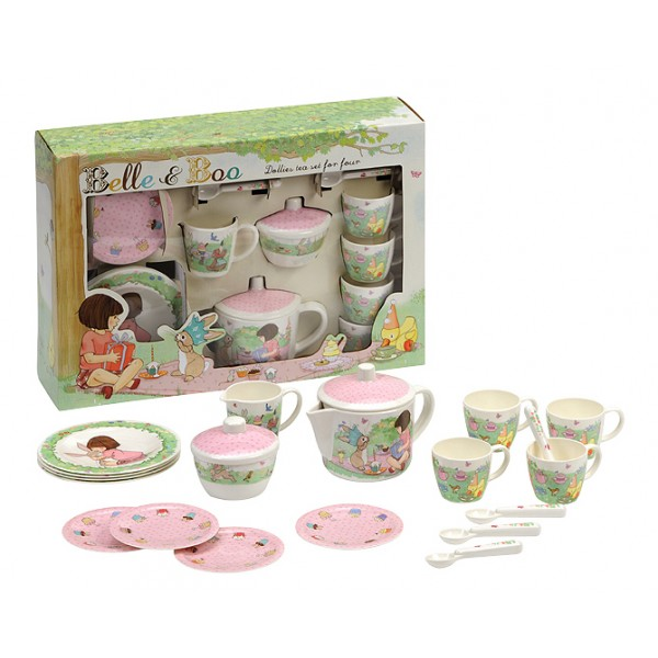 belle and boo surprise tea set