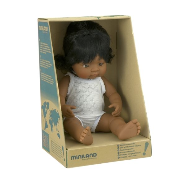 hispanic baby girl box