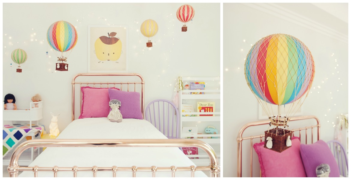 rainbow-hot-air-balloon-kids-room-banner