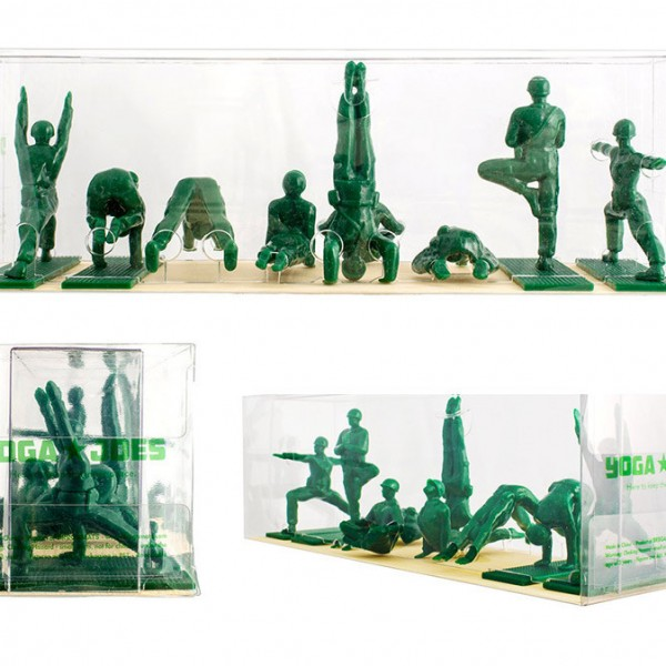 Yoga Joes image two